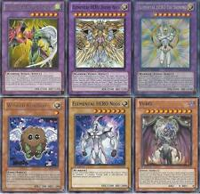 Yugioh *HOT* Complete Authentic Jaden Yuki Final Deck - Yubel - Ne + Bonus Card!
