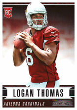 2014 PANINI R&S LOGAN THOMAS ROOKIE - ARIZONA CARDINALS - VIRGINIA TECH - #165