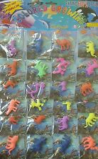 PACK  OF 36 JELLY WATER GROWING ANIMALS KIDS  CREATIVE PARTY BAGS FILLER TOY