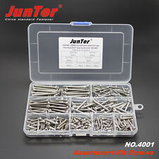 DIN7981 A2 Stainless Steel Assortment Kit Phillips Pan Head Self Tapping Screws