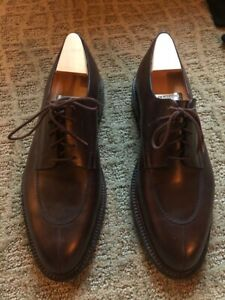 J.M. Weston Leather Shoes for Men for