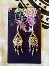 Hook Copper Fashion Earrings