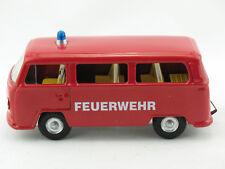 Blechspielzeug - VW Bus Feuerwehr CKO Replica von KOVAP 0631