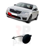 FOR SKODA OCTAVIA (5E) VRS 13-17 FRONT BUMPER TOW HOOK COVER CAP FOR PAINTING