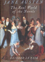 The Real World of Jane Austen-ExLibrary