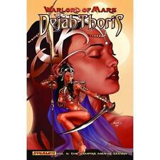 Seigneur de guerre of Mars Dejah thoris brochée vol.4 (16,17,18,19) les vampires Men of saturn