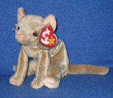 TY SCAT the CAT BEANIE BABY - MINT with MINT TAG