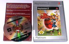 "PS 2 Playstation 2 Spiel "" JAK & DAXTER PRECURSOR LEGACY "" KOMPLETT"