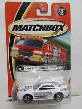 MATCHBOX 2000 #3/75 1999 FORD MUSTANG COUPE W+