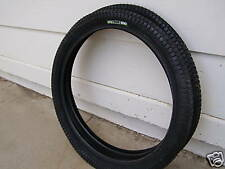 ACS TRUE 100 TIRES VINTAGE BMX FREESTYLE RACING BICYCLE RACE BLACK