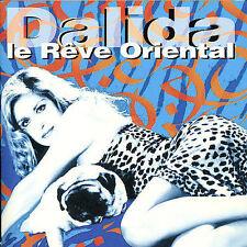 Le Reve Oriental DALIDA Audio CD
