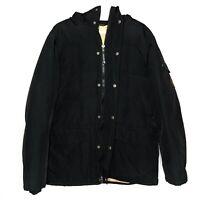 Woolrich x Sundace 2010 Blizzard Jacket Parka Puffer Black Men's Size Large