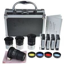 Gosky Astronomical Telescope Accessory Kit With Telescope Plossl Eyepieces Set
