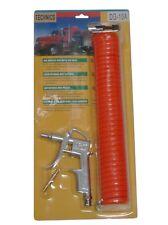 Kit de nettoyage à air pistolet tuyau spirale souffleur soufflette air comprimé
