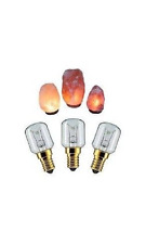 EVEREADY Small Screw 15w Himalayan Salt Lamp Bulb X 3 Energy Class E