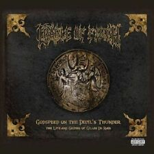 Cradle of Filth Godspeed on The Devils Thunder Deluxe Edition 2 CDs 2008