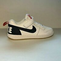 Nike Court Borough Low (PSV) 870025-105 Size 1Y Youth