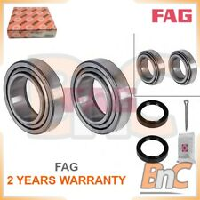 FAG FRONT WHEEL BEARING KIT FOR HYUNDAI MITSUBISHI OEM 713619130