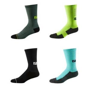 "Fox 8"" Trail Cushion Sock FA20 - Cycling Mountain Bike Trail Enduro MTB"