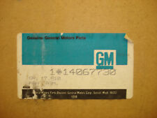 NOS 14067730 GM 6.2 6.5 Turbo Diesel ARTIC OIL PAN 82-04 MILLITARY ISSUE CHEVY