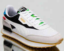 Puma Future Rider Worldhood Men's White Athletic Casual Lifestyle Sneakers Shoes