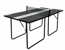 JOOLA MIDSIZE SPORT TABLE TENNIS TABLE Black