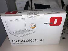 Scatola originale Olivetti Olibook S1350 SOLO SCATOLA