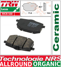 2 Plaquettes frein Avant TRW MCB568 Organic Yamaha XT 600 Z Tenere 3AJ 88-91