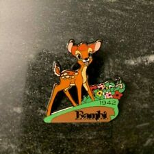 Bambi Disney Pin from Willabee & Ward Collection
