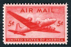 Air-Mail C32 Mint OGnh PSE Cert. Superb-98 SMQ $75  (LB 10/17)