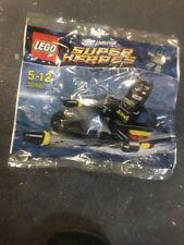 LEGO BATMAN polybag New Batboat Batski 30160