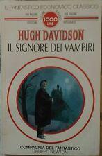 Il signore dei vampiri - Hugh Davidson,  1994,  Compagnia Del Fantastico