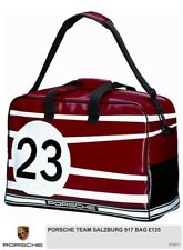 Porsche Driver's Selection Bag 23 Tasche 917 XLarge Tote Travel - New with Tag