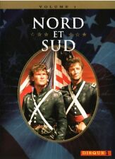 Nord et Sud volume 1 disque 1 DVD NEUF SOUS BLISTER