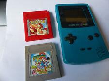 Game Boy Color mit 2 Spielen