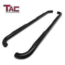 "3"" Black Side Step for 07-10 Ford Explorer Sport Trac Nerf Bar Running Board"