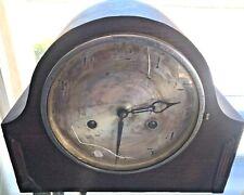 J Duncan Mantel Clock 18th Century