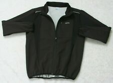 New Arsuxeo Jacket Cycling Coat Thermal  Warm Up Windproof Waterproof Mans Large