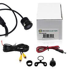 Echomaster Backup Reverse Car Camera Flush Mount or Butterfly Install CAM-551