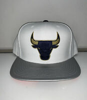 NEW Chicago Bulls Mitchell & Ness Olympic Snapback Hat Cap NBA Basketball