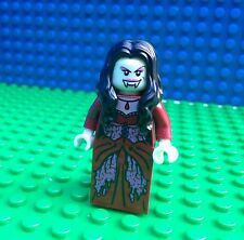 Lego Monster Fighters Lady Female Vampyre Dracula VAMPIRE BRIDE Minifigure 10228