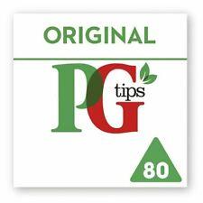 PG Tips Pyramid 80 bolsitas de té 232G