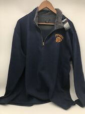 NEW XL Mens Champion Elite UTEP Miners 1/4 Zip Pullover Top