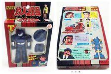 Super Robot Tetsujin 28 Rare Ntv 1980 Popy Victoria From Deadstock Vintage