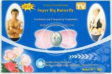 New Super Big Butterfly Electronic Body Massager Slimming Vibration for Fitness