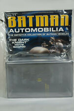 Batman Automobilia #11 Definitiv Comics vehicle The Dark Knight Bat-Pod