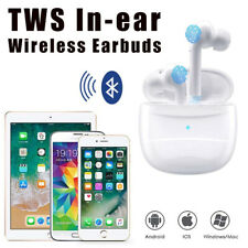 Tws In-Ear Bluetooth 5.0 Earbuds for Iphone Samsung Android Wireless Headphones
