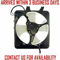 A/C Condenser Cooling Fan Assembly For Acura Integra 94-01 1.8 L4