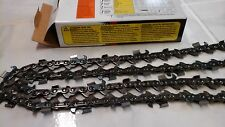 "1 Oregon 75LGX066G 3/8 .063 66 DL 18"" chisel chainsaw saw chain replaces 36RS 66"