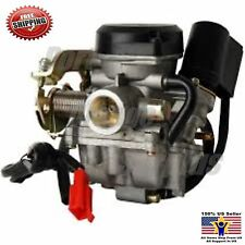 Scooter Carb Carburetor 50cc Chinese GY6 139QMB Moped 49cc 60cc SUNL, BAJA,